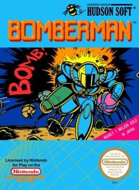 Bomberman (1983 video oyunu)